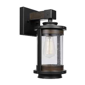 Williamsburg 1-Light Dark Bronze Sconce