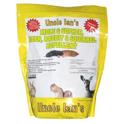 5.5 lb. Mole and Gopher Repellent