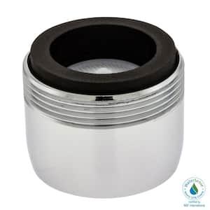 1.0 GPM Dual-Thread PCA Spray Water-Saving Faucet Aerator (6-Pack)