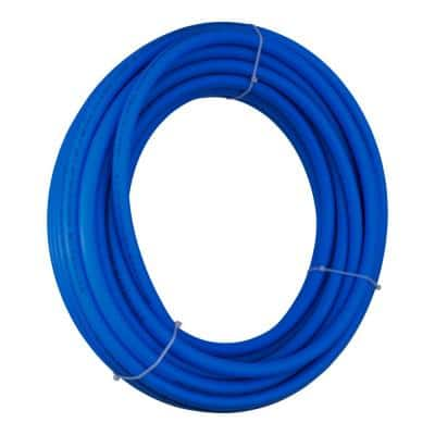 1 in. x 100 ft. Blue Coil PERT Pipe