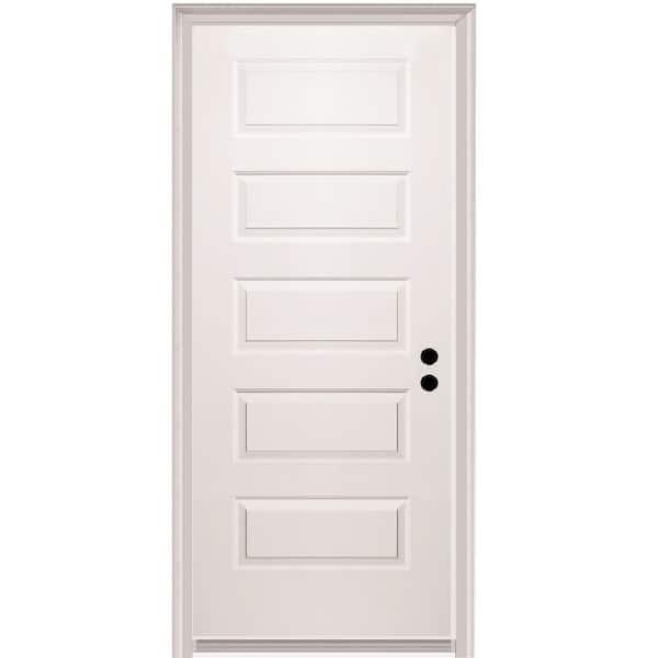 Mmi Door 32 In X 80 Rockport Left, Fire Door Garage To House