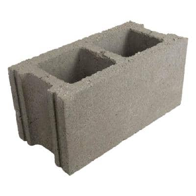16 in. x 8 in. x 8 in. Normal Weight Concrete Block Regular