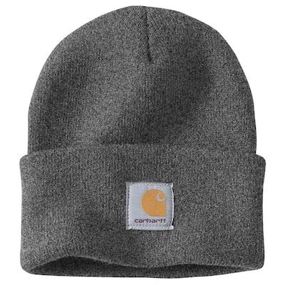 Men's OFA Coal Heather Acrylic Hat Headwear