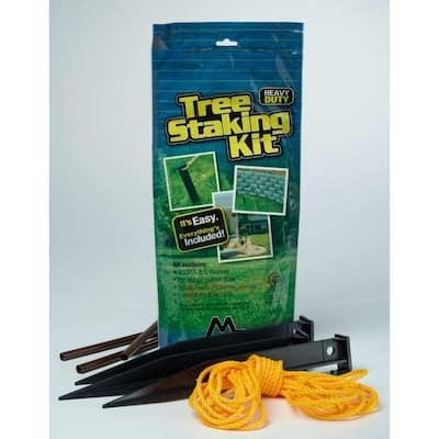 Tree Master Heavy Duty Tree Staking Kit