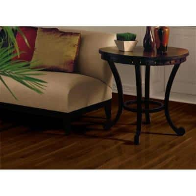 American Originals Barista Brown Oak 3/4 in. T x 2-1/4 in. W x Varying L Solid Hardwood Flooring (20 sq. ft. /case)
