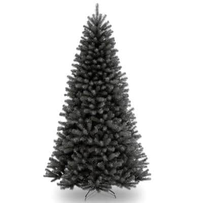 7.5 ft. North Valley Black Spruce Artificial Christmas Tree
