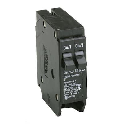 BR 2-30 Amp Single Pole Tandem Non-CTL Circuit Breaker