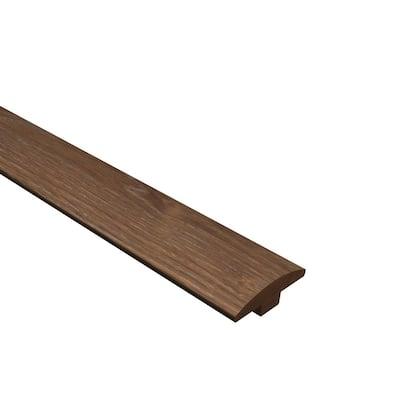 Meritage Knotty Barrel Oak 25/32 in. T x 2 in. W x 74-13/16 in. L T-Molding