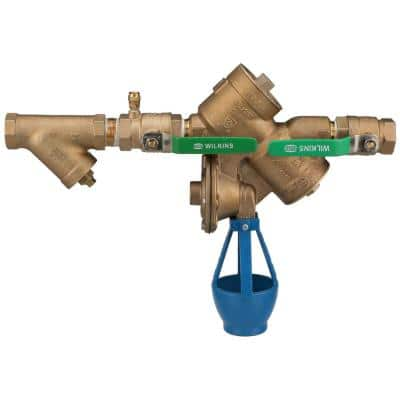1-1/2 in. Lead Free Backflow Preventer Valve with Strainer and Air Gap