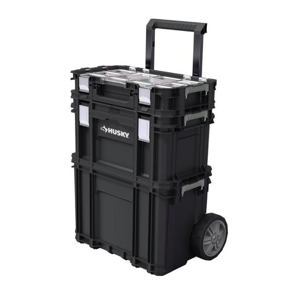 Husky 22 in. Connect Rolling System Toolbox