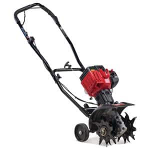 9 in. 25cc 2-Cycle Gas Cultivator with SpringAssist Starting Technology