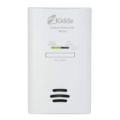 Firex Plug-In Carbon Monoxide Detector with AA Battery Backup