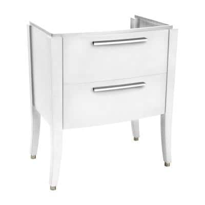 Townsend 30 in. Bath Vanity Cabinet Only in White