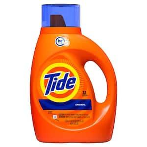 69 fl. oz. Original Scent Liquid Laundry Detergent (48-Loads)