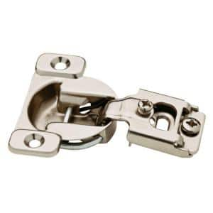 35 mm 105-Degree 1/2 in. Overlay Cabinet Hinge 5-Pairs (10 Pieces)