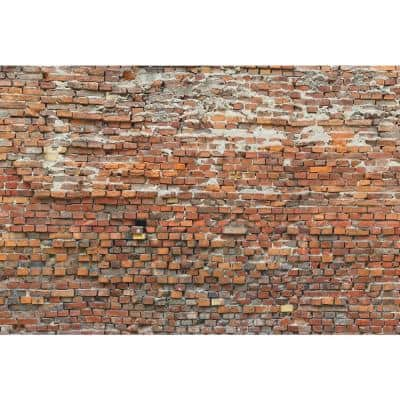 98 in. H x 145 in. W Bricklane Wall Mural