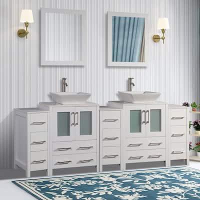12 Bathroom Vanities Bath The Home Depot