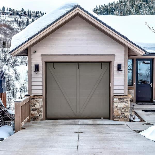 8 Ft Roll Up Garage Door Screen, How Much Is A 16 X 8 Garage Door