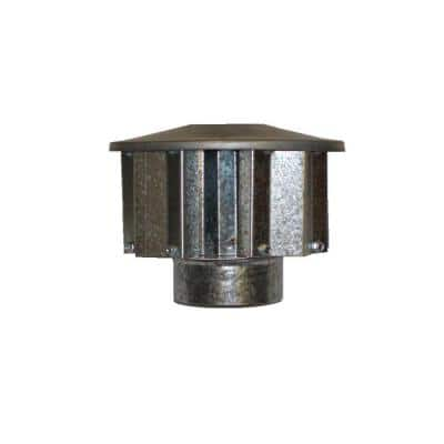 3 in. Vent Termination for Modine Hot Dawg Models HD30 to HD75