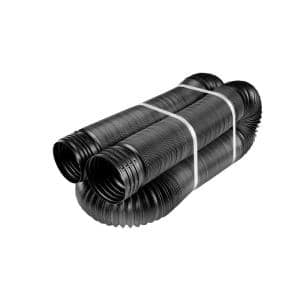 4 in. x 50 ft. Polypropylene Solid Pipe