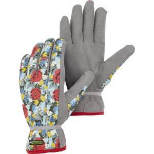 Robin Red Print Size Medium/8 Gloves