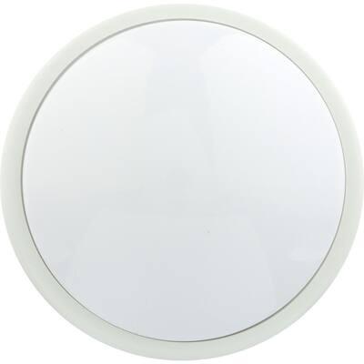 5 in. LED White Puck Light (2-Pack)
