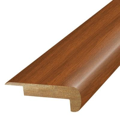 Brick 3/4 in. T x 2-1/8 in. W x 78-3/4 in. L Laminate Stair Nose Molding