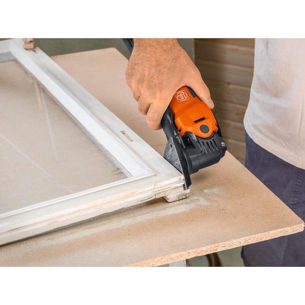 2er set sanding triangle concrete etc fits Fein Multimaster E-Cut Saw Blade tiles