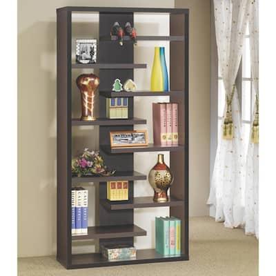 Lloyd Cappuccino Bookcase