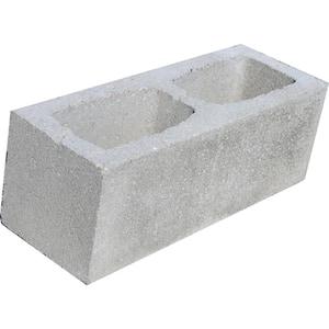 6 in. W x 8 in. H x 16 in. D Concrete Block