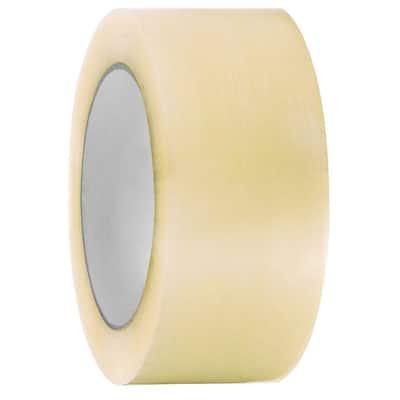 1.9 mm Hot-Melt Sealing Tape 3 in. x 55 yds. Clear (24-Carton)