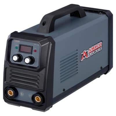 200 Amp Stick Lift-TIG Arc Combo DC Welder, 100-Volt to 250-Volt Voltage, 80% Duty Cycle, Compatible with All Electrodes