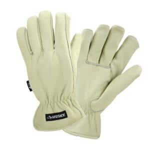 XL Water Resistant Leather Work Glove