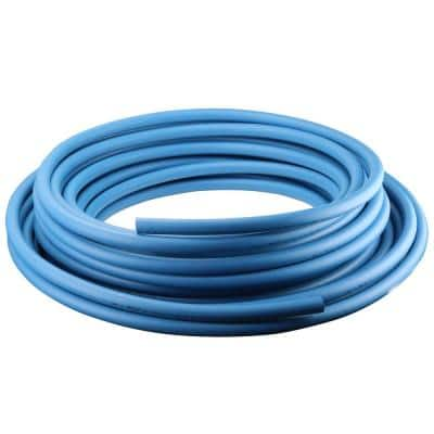 3/4 in. x 100 ft. Blue PEX-A Pipe in Solid
