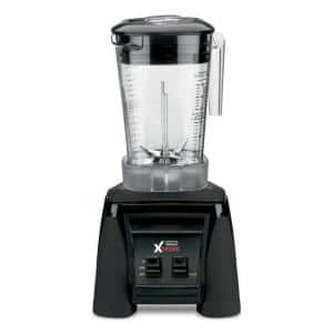 Xtreme 48 oz. 2-Speed Clear Blender with 3.5 HP, Paddle Switches and BPA-Free Copolyester Container