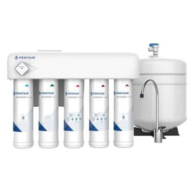 FreshPoint 5-Stage Under Sink Monitored Reverse Osmosis Water Filtration System
