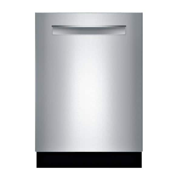 800 Series 24 in. Stainless Steel Top Control Tall Tub Dishwasher with Stainless Steel Tub, Crystal Dry, 42dBA