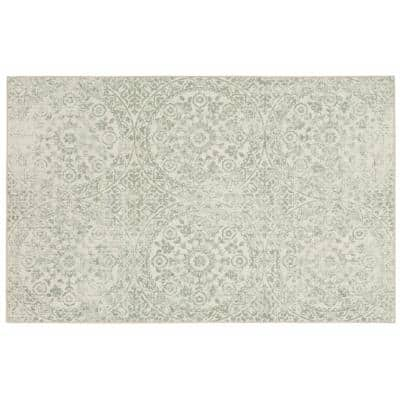Juniper Cream 3 ft. x 5 ft. Indoor Area Rug