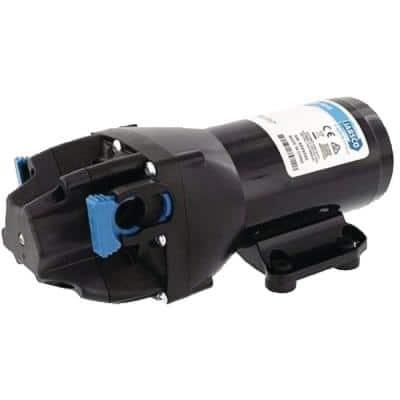 Par-Max Heavy Duty Water System Pump, 12V, 4GPM, 40 PSI