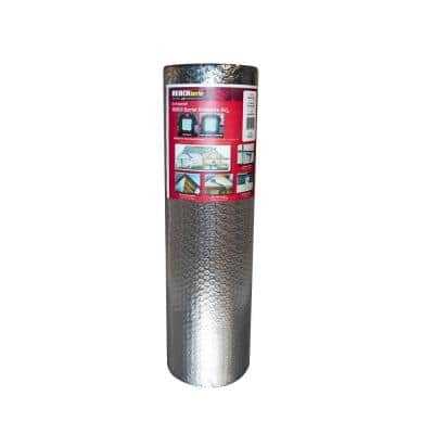 2 ft. x 50 ft. Double Reflective Insulation Air Roll with Double Bubble