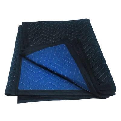 80 in. x 72 in. Moving Blanket (4-Pack)