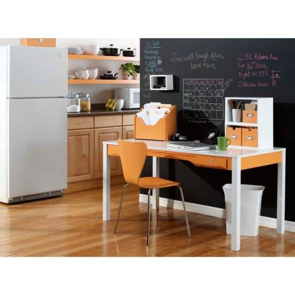 Rust Oleum Specialty 30 Oz Flat Black Chalkboard Paint 206540 The Home Depot