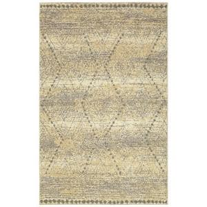Nomad Vado Tan 10 ft. x 14 ft. Moroccan Area Rug