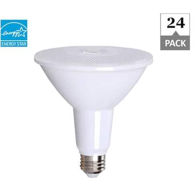 120-Watt Equivalent Par38 Dimmable Wet Location ENERGY STAR LED-Light Bulb Soft White (24-Pack)