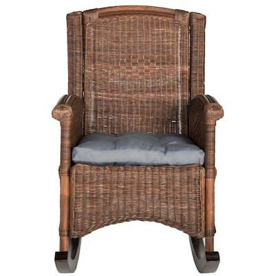 Verona Brown Accent Chair