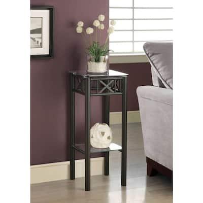 Black Indoor Plant Stand