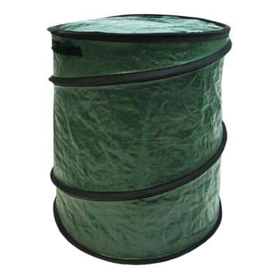Green Culture 26 in. Pop Up Bag for Lawn and Garden