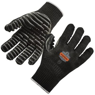 ProFlex X-Large Black Certified Lightweight Anti-Vibration Gloves