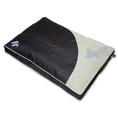 Small Black Aero-Inflatable Outdoor Camping Travel Waterproof Pet Dog Mat Bed