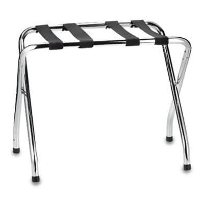 Chrome Luggage Rack Assembly Required